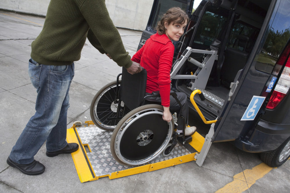 Adapted Taxi
